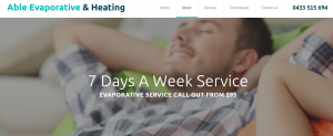 able hvac services in perth