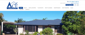 ace roof repairs in melbourne
