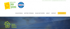 adelaide solar systems