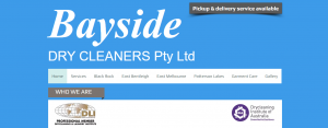 bayside dry cleaners in melbourne