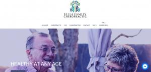 bella family chiropractic in sydney