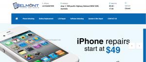 belmot phones and repairs in newcastle