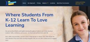 big improvements tutoring in canberra
