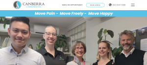 canberra chiropractic
