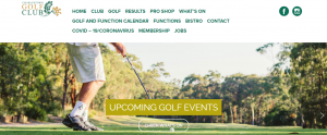 charlestown golf club in newcastle