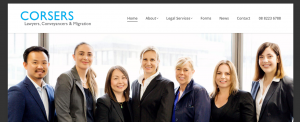 corsers conveyancers in adelaide
