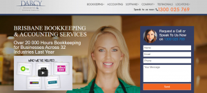 darcy bookkeeping services in brisbane