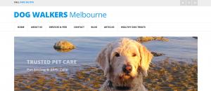 dog walkers melbourne