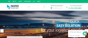 fastex courier services in canberra