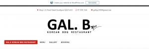 gal b korean bbw restaurant in gold coast