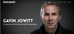 gavin jowitt, photographer in sydney