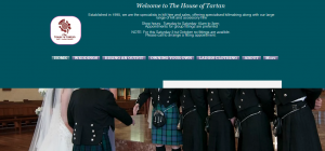 house of tartan in perth