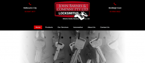 john barnes and company locksmiths in melbourne