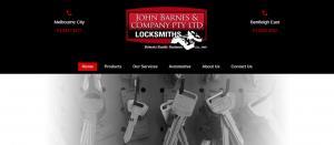 john barnes locksmiths in melbourne