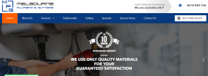 melbourne plumbing and gutters