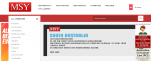 msy software retailers in adelaide