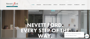 nevett ford lawyers in melbourne