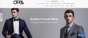 opal formal wear in melbourne