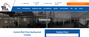 rite price hvac services in adelaide