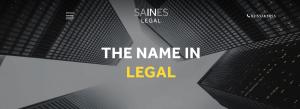 saines legal in brisbane