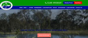 shortland waters golf club in newcastle