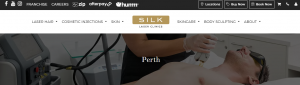 silk laser hair clinics in perth