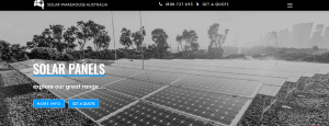 solar warehouse in adelaide