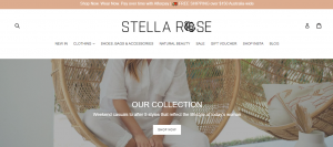 stella rose womens clothing in perth