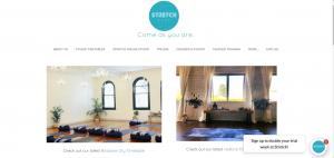 stretch yoga studio in brisbane