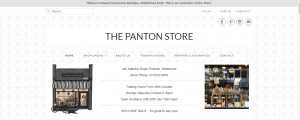 the panton store in melbourne