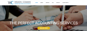 wilcon coleman cpas in adelaide