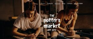 the potters market in perth