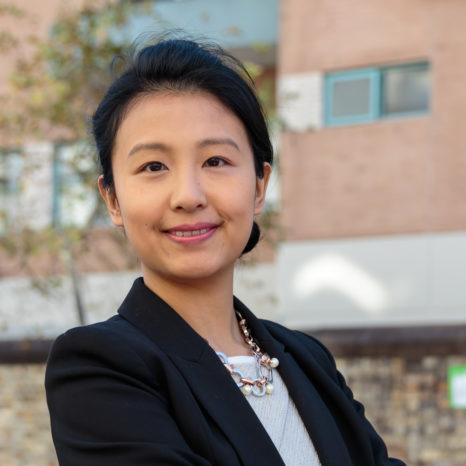 Dr Claire Wu