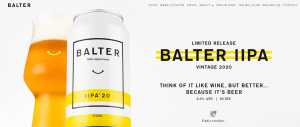 balter craft brewery in gold coast