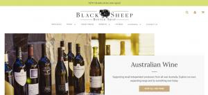 black sheep bottle shop in brisbane