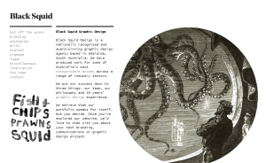 black squid branding in adelaide