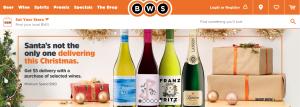 bws bottle shop in brisbane