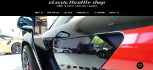 classic throttle shop in sydney