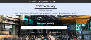 esp machinery in melbourne