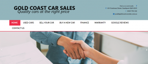 gold coast car sales