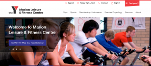 marion leisure fitness in adelaide