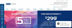 morton bay ford dealer in gold coast