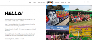 newcastle party bus hire