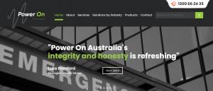power on australia in brisbane