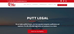 putt legal in perth