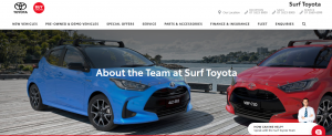 surf toyota in gold coast