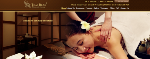 thai bliss massage in canberra