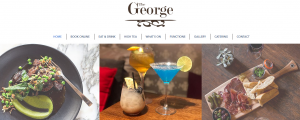 the george restaurant in perth