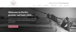 the nail laser clinic in perth