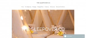 the sleepover co in newcastle